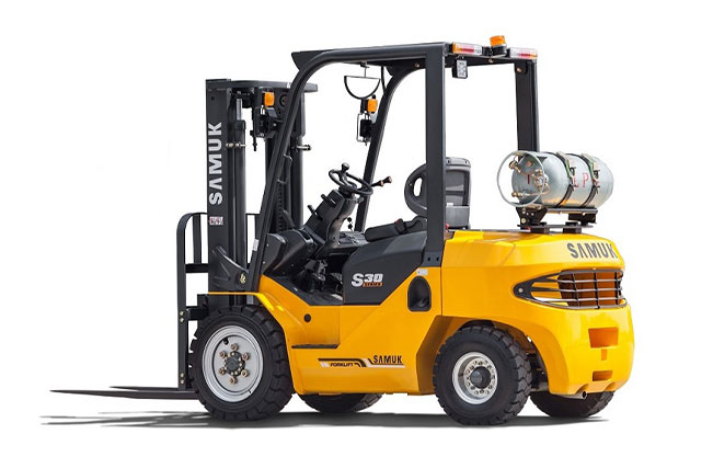 forklift hire pinetown
