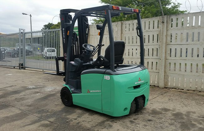 used forlifts